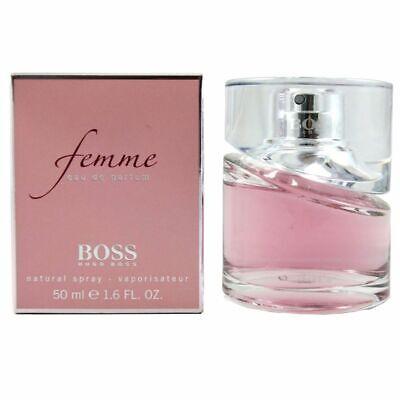 Hugo Boss Boss Femme 50 ml Eau de Parfum EDP