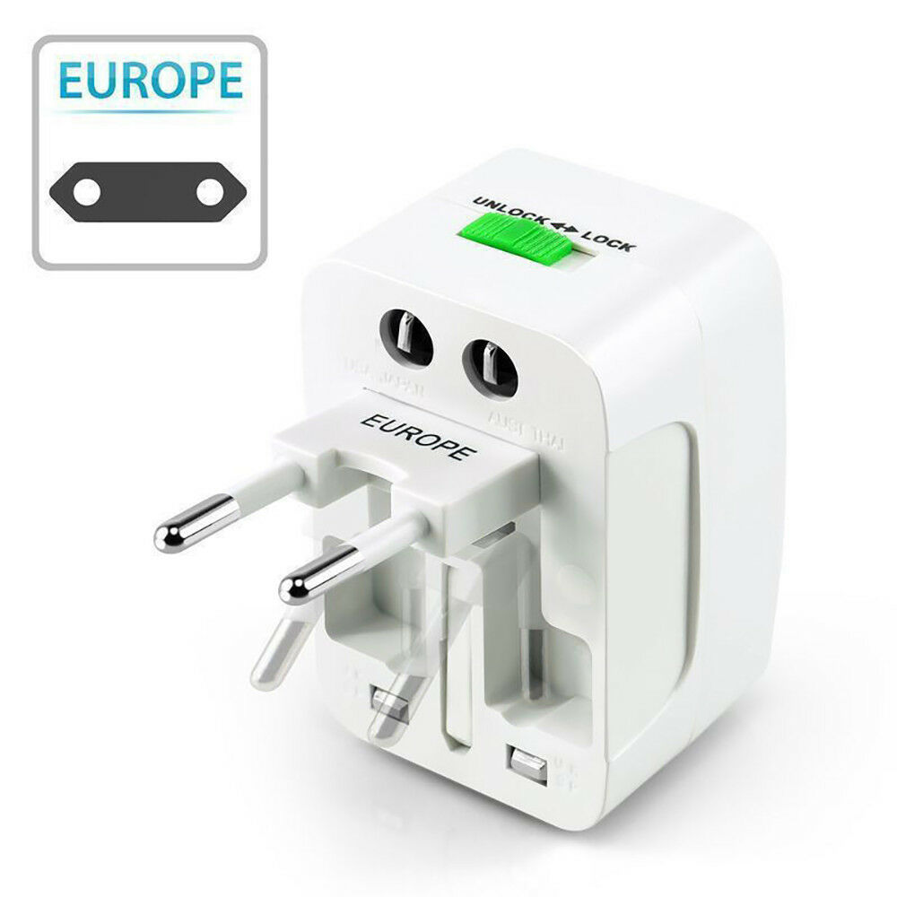 Electrical Universal International Travel Power Adaptor Euro