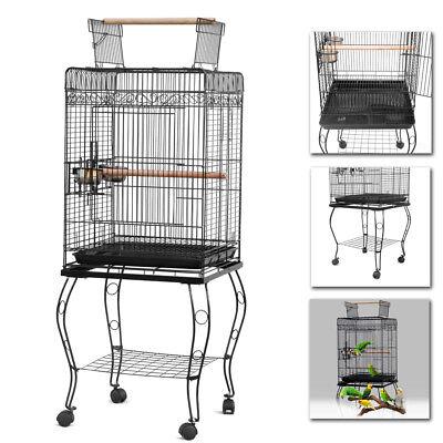 """57"""" Parrot Bird Canary Parakeet Cockatiel LoveBird Finch Bird Cage"""