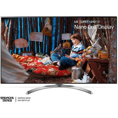 """LG 55SJ8500 SUPER UHD 55"""" 4K HDR Smart LED TV (2017 Model)"""