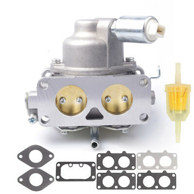 Replacement Carburetor - 792295 Carburetor Carb Replacement for Briggs & Stratton V-Twin 44K700 44K777
