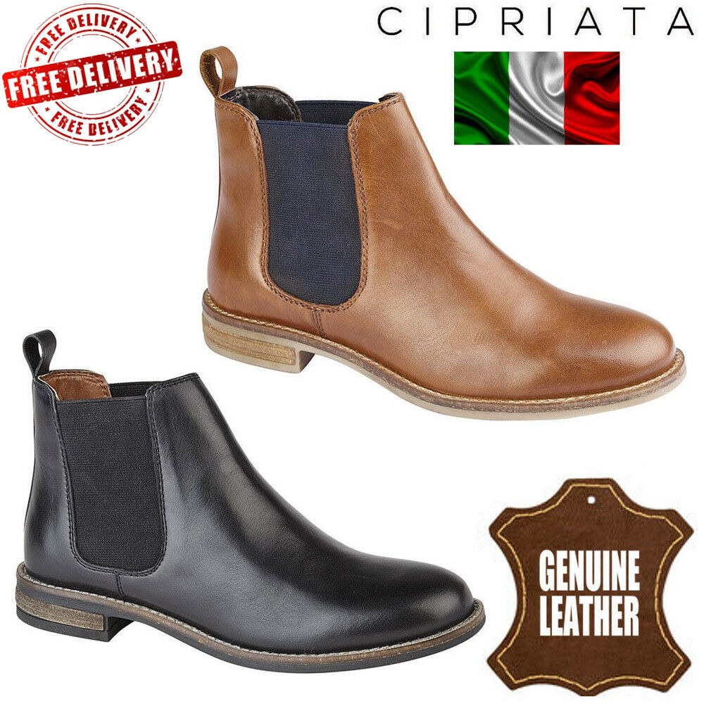 Ladies Chelsea Boots | Genuine Leather | Tamaris Shoes