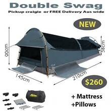 Double Swag in stock! + mattress / pillows etc tent swags sleep Craigie Joondalup Area Preview