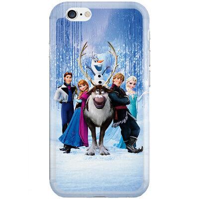 Apple iPhone 6/6S/6 Plus/7/7 Plus/8/8 Plus/X Case Cover Frozen Together