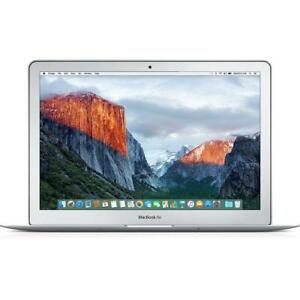 Macbook Air 2015 - 8Gb RAM - HD: 256Gb SSD - Free Shipping Canada wide