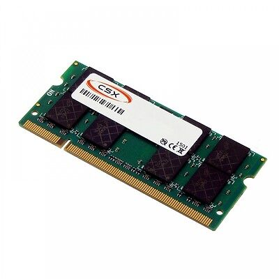 Asus X50R, RAM-Speicher, 2 GB