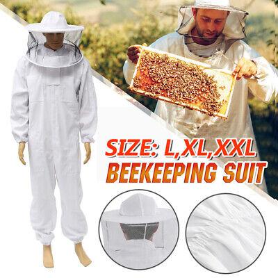 Beekeeping Veil Bee Keeping Hat Jacketveil Hood Pull Over Smock Protect 2xl