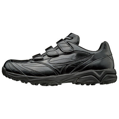 MIZUNO Baseball Shoes Select Nine Trainer Umpire 11GT1720 Black US12(30cm)