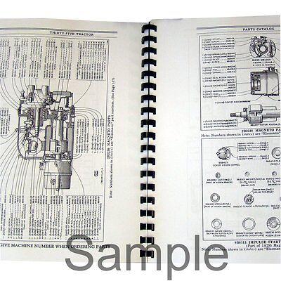 Caterpillar 931 Lgp Traxcavator Parts Manual 17925