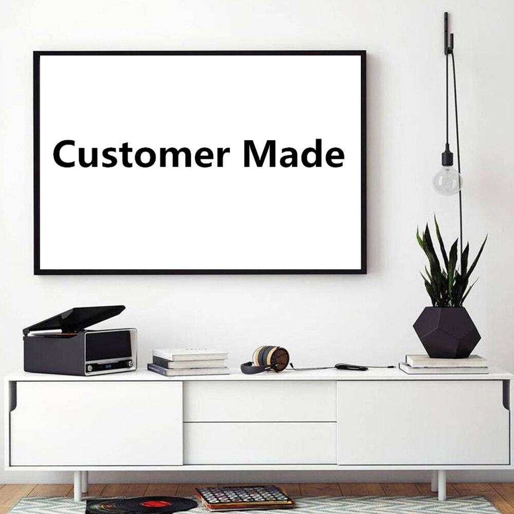 Custom Made Canvas Wall Art Painting Poster Picture Print Ho