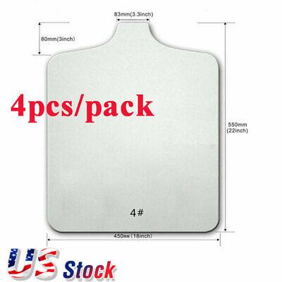 Usa 4pcs Screen Printing Pallet 18x 22 Extra Large T-shirt Platen No Bracket