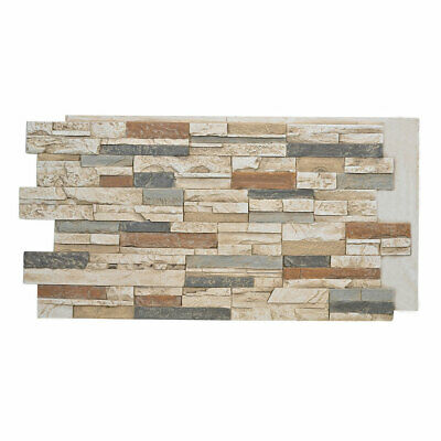 Faux Stone Panels - Faux Stone Veneer Wall Panels - Sahara