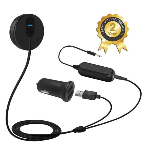 BESIGN Besign BK01 Bluetooth 4.1 Car Kit Hands-Free Wireless Talking & Music