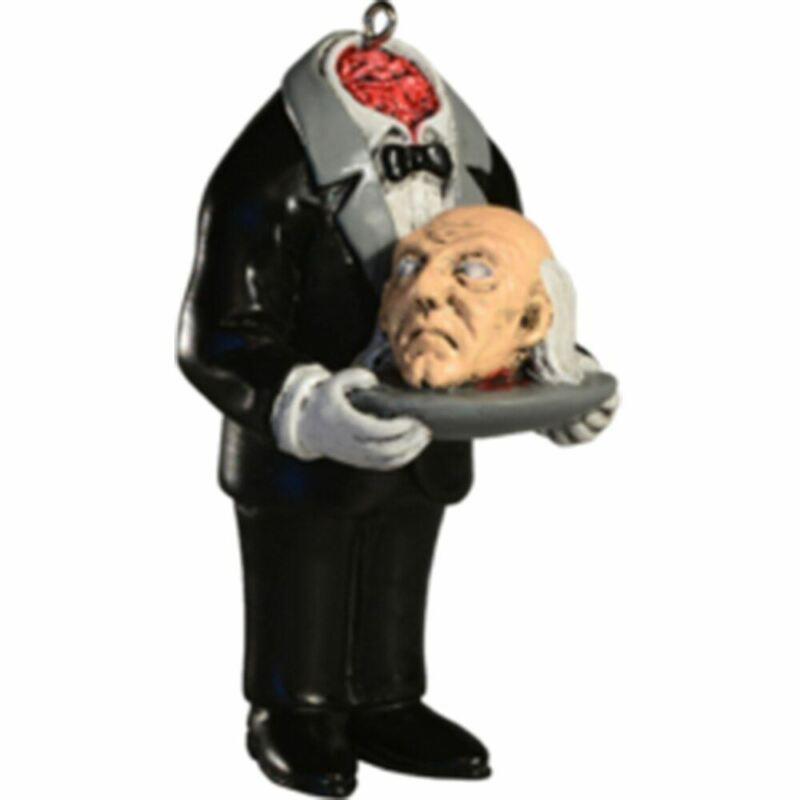 Horrornaments Head Servant Christmas & Halloween Ornament