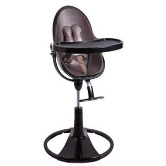 Bloom Fresco High Chair Baby Toddler Child Highchair Brown