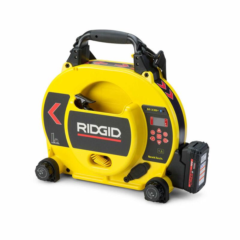 Ridgid Tool Company 49338 ST-33Q+ Line Transmitter with Bluetooth