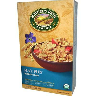 - Nature's Path-Flax Plus Cereal (12-13.25 oz boxes)