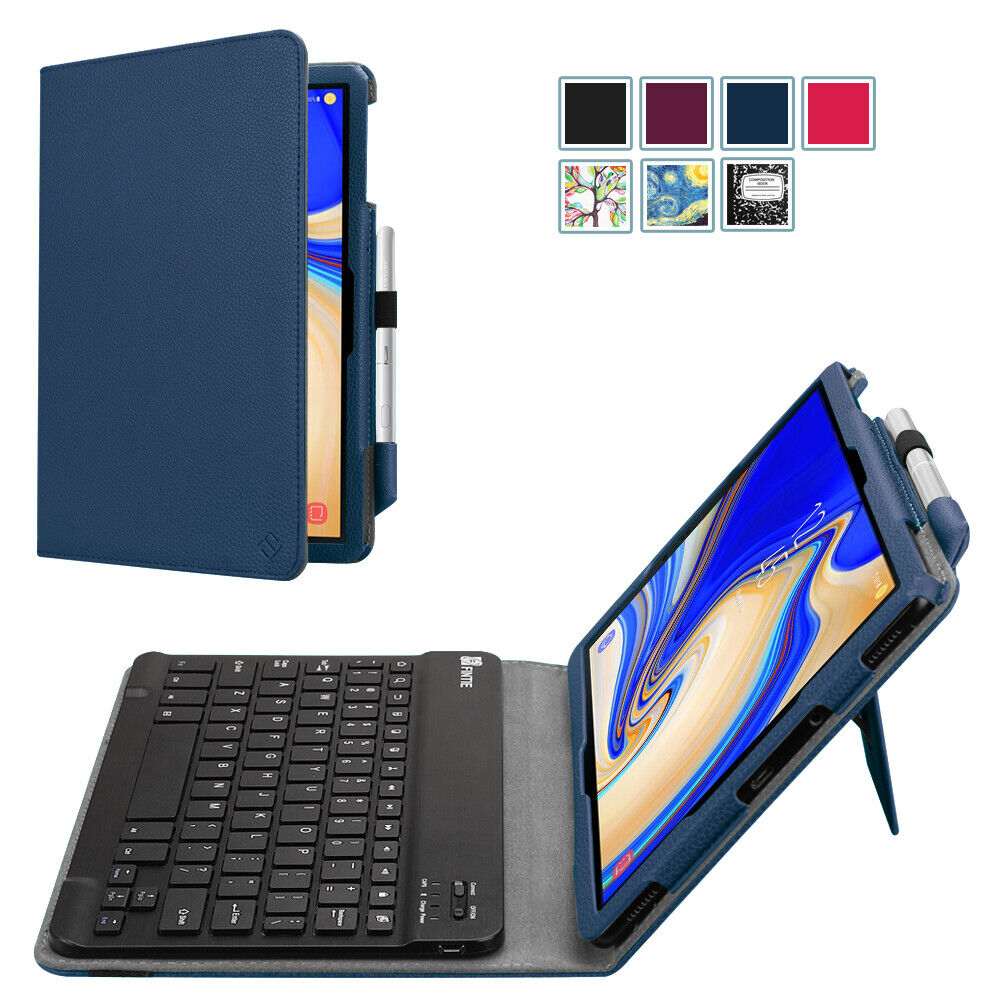 For Samsung Galaxy Tab Tablet S4 10.5 Folio Case Cover With