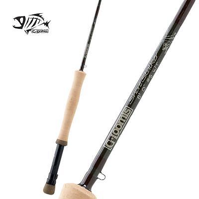 """G. Loomis Shorestalker Fly Rod FR1026-4 8'6"""" 6wt 4pc  for sale  Shipping to Canada"""