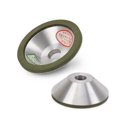 Cup Diamond Grinding Wheel Cutter Grinder Carbide Metal Sharpener 3456 Inch
