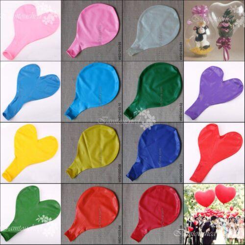 "90cm 3ft 36/"" latex large balloons jumbo giant wedding Birthday party Decor ODFS"