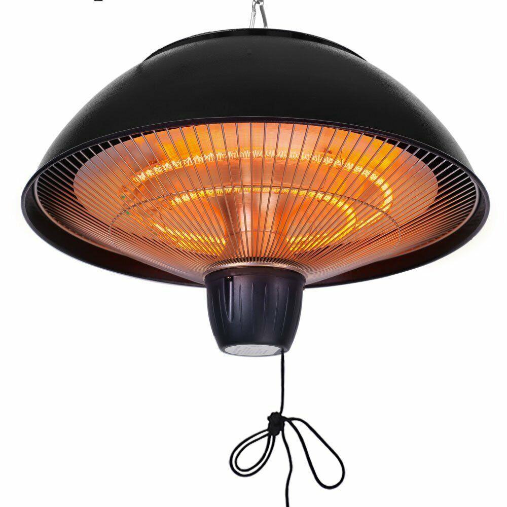 Heater Patio Electric Infrared Outdoor 1500w Remote Indoor C