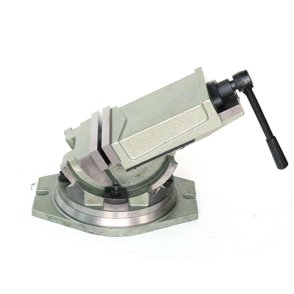 100mm Maschinenschraubstock Schraubstock Präzisionsmaschinen für Bohrmaschine A+