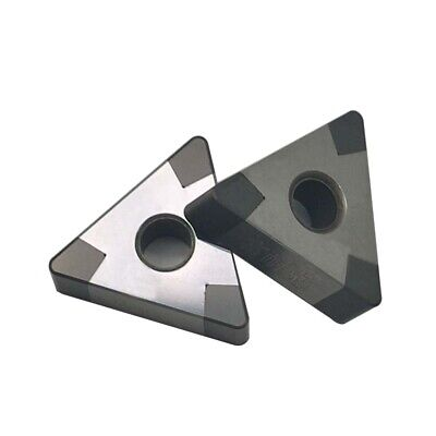2pcs Tnga Tnmg160408 Cbn Tnmg332 Cbn 6 Corners Turning Inserts High Precision