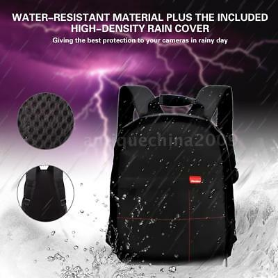 Small Outdoor Digital Video Camera Carry Backpack Bag Waterp