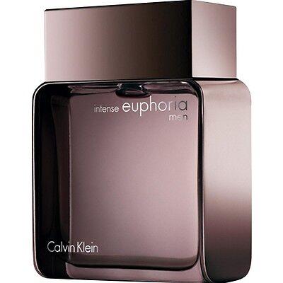 Calvin Klein Intense Euphoria Eau de Toilette Spray for Men 3.40 (Calvin Klein Euphoria For Men Eau De Toilette)