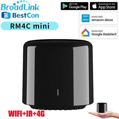 BroadLink BestCon RM4C Mini IR Black Bean Universal WIFI Remote Controller Q6A1