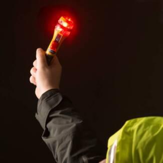 LED Flare,  Electronic Distress Flare