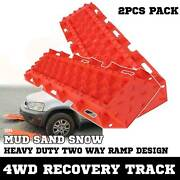Pair Recovery Tracks 4X4 ATV Caravan Sand Mud Snow Off Road Tyre Valley View Salisbury Area Preview