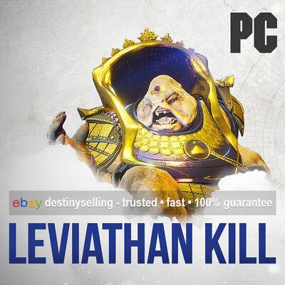 Destiny 2 Normal Leviathan Raid On Pc