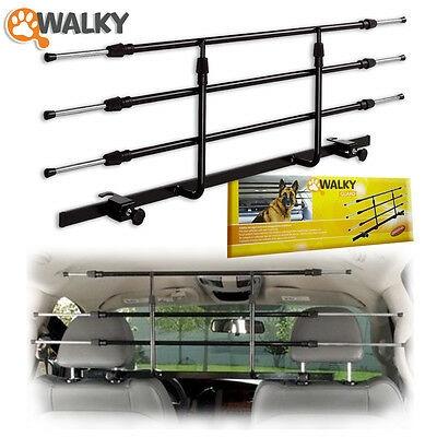 Walky Guard Car Barrier for Pet Dog Auto  Automotive Safety 2018 Open box