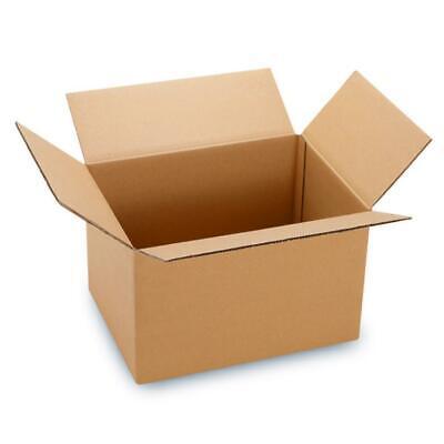 8x6x4 6x6x6 6x4x4 4x4x4 Corrugated Boxes Mailing Packing Shipping Box 100 - 1000