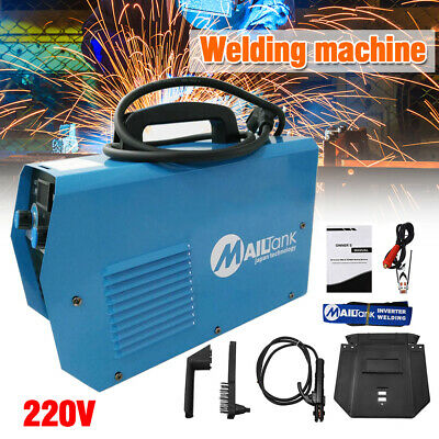 300a Welder Igbt Inverter Welding Machine Rod Stick Arc Mma-300 Gun Mask Brush