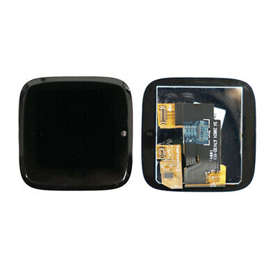 For Fitbit Versa FB504 FB505 Smartwatch LCD Display Touch Screen Digitizer Black