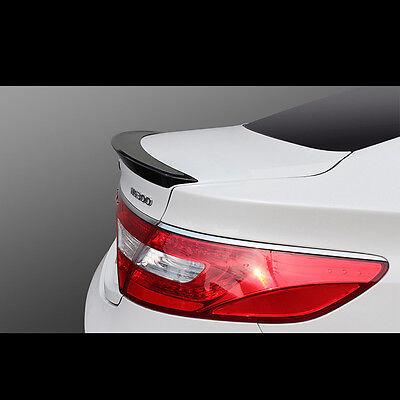Painted Rear Trunk Spoiler For Hyundai Azera 5G Grandeur HG 2011~2016