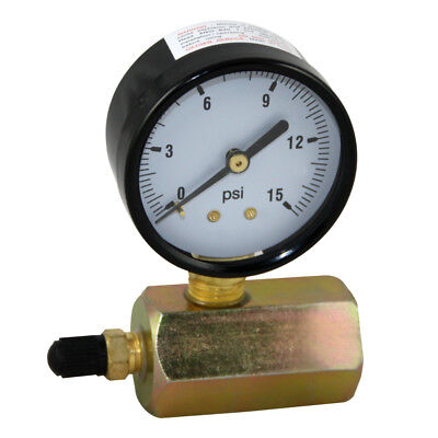 15 Psi Gas Air Test Gauge Pressure 34 Fpt Body