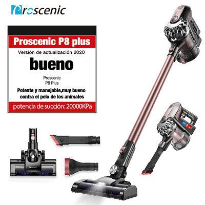 Proscenic P8 Plus Aspirador Escoba Sin Bolsa Portátil Inalámbrico Mano Vertical