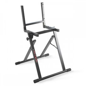 Athletic Professional Guitar Amp Stand with Tilt/Turn.
