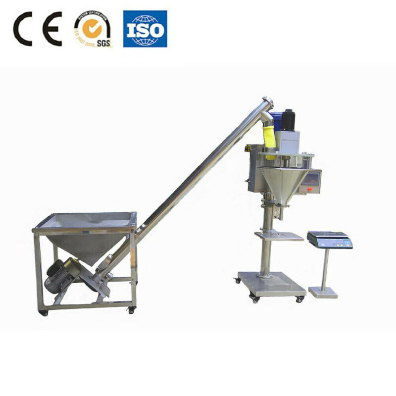 DF-A&DS-3 Power Weighing Filling Machine For Packing Powder and Particle 5g-5kg