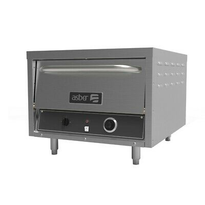 Asber Aepoe-26 2 Deck Countertop Electric Pizza Oven