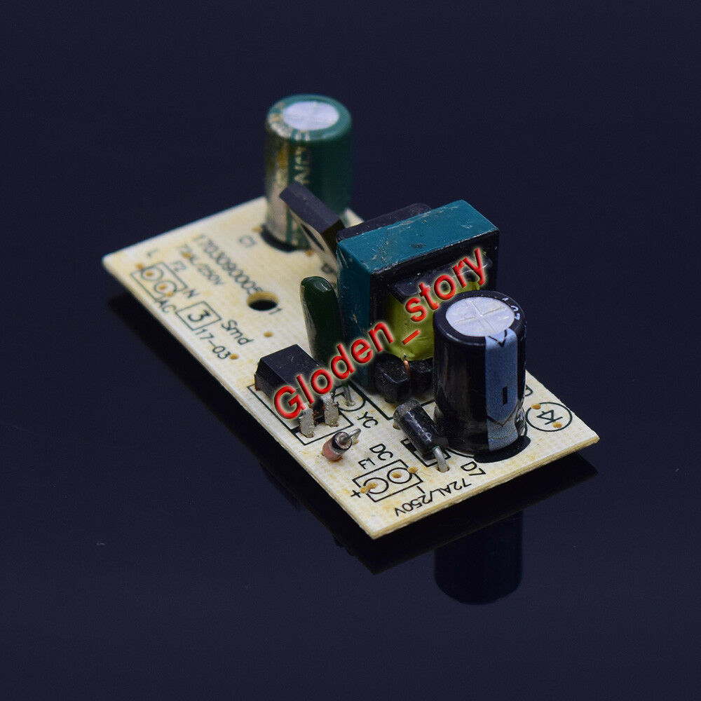 1AC-DC Buck Converter AC 110V 220V 230V to DC 12V 0.5A 6W Switching Module Hot