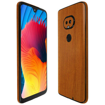 Skinomi Light Wood Skin Cover For T-Mobile REVVLRY 2019  - $15.95