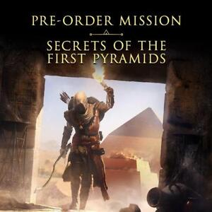 Lightly used Assassins Creed Origins Deluxe Edition (Includes Extra Content) - PlayStation 4 Condtion: Lightly used, ...