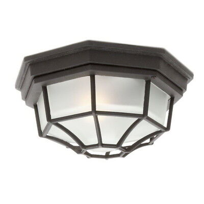 Black Light Spider Web (Two Light Black Spider Web Octagon With Frosted Glass Outdoor)