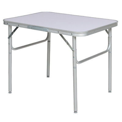 Aluminium Campingtisch Klapptisch Koffertisch Falttisch Gartentisch klappbar (Camping Gartenmöbel)
