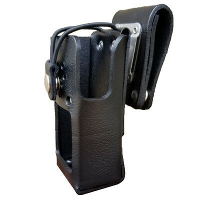 Case Guys Hy3040-3bw Hard Leather Holster For Hytera Pd-562 Radios